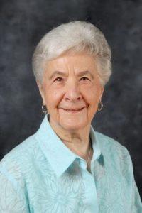 Mrs. Claire Racine, Secretary
